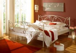 Kovová postel Wenezia 140x200