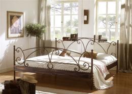 Kovová postel Wenezia II. 90X200 - zvìtšit obrázek