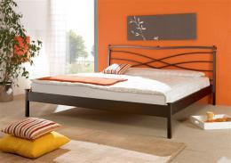 Kovová postel Angeleta 2 200x200