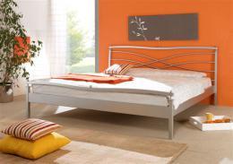 Kovová postel Angeleta 1 200x200